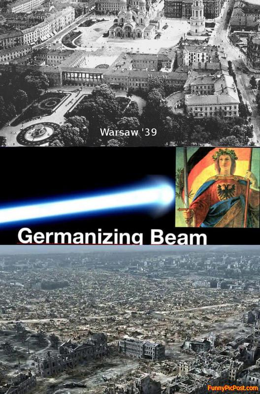 Germanizing Beam